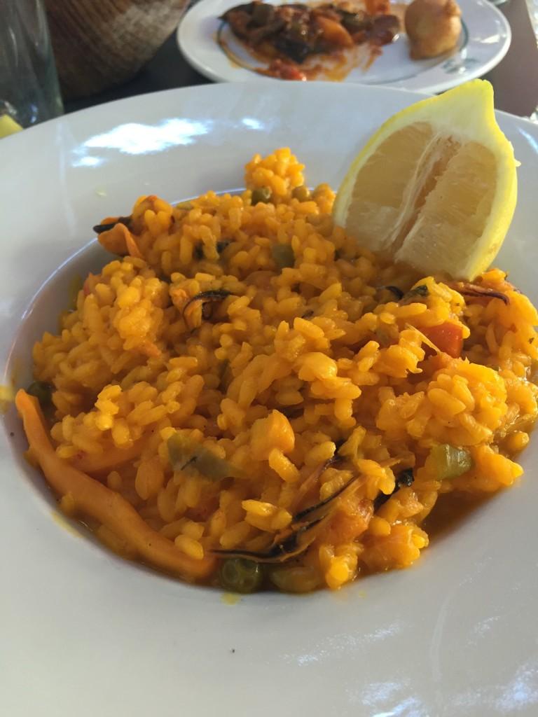 Paella! Granada