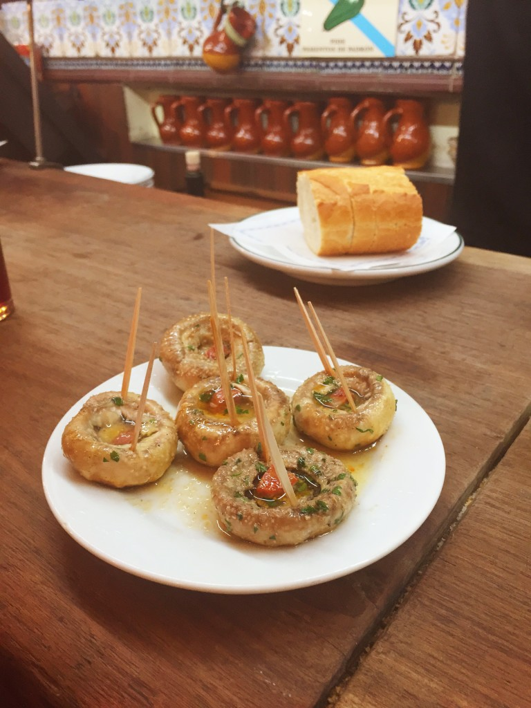 Tapas and Taverns with Madrid Food Tours