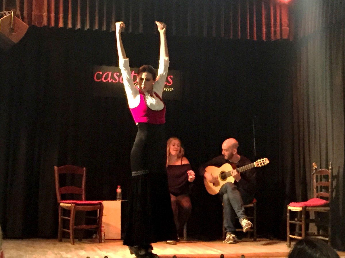Flamenco! Madrid