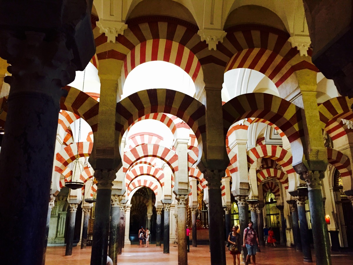 Sola en Córdoba