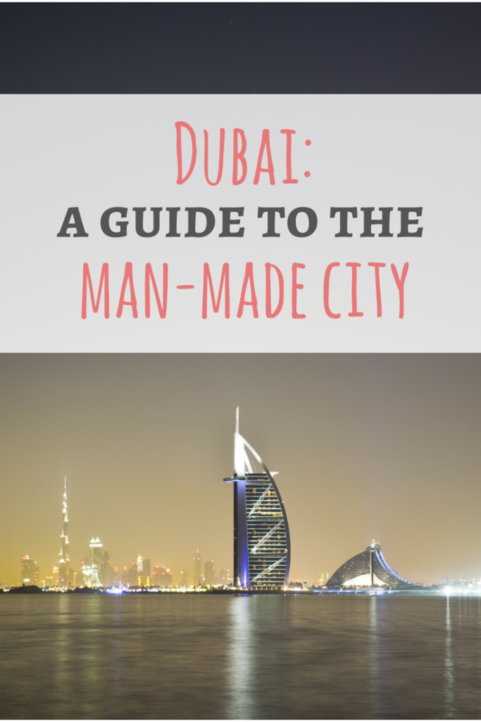 My Dubai travel guide - impressions of an entirely man-made city - now on Passport & Plates!