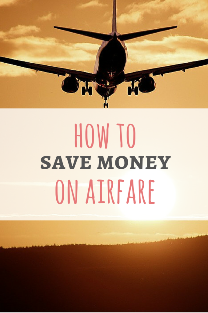 Learn how to save money and get cheap airfare with tips from Passport & Plates travel blog!