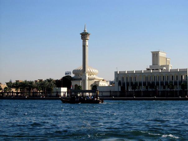 Looks a little like Venice! Dubai travel guide