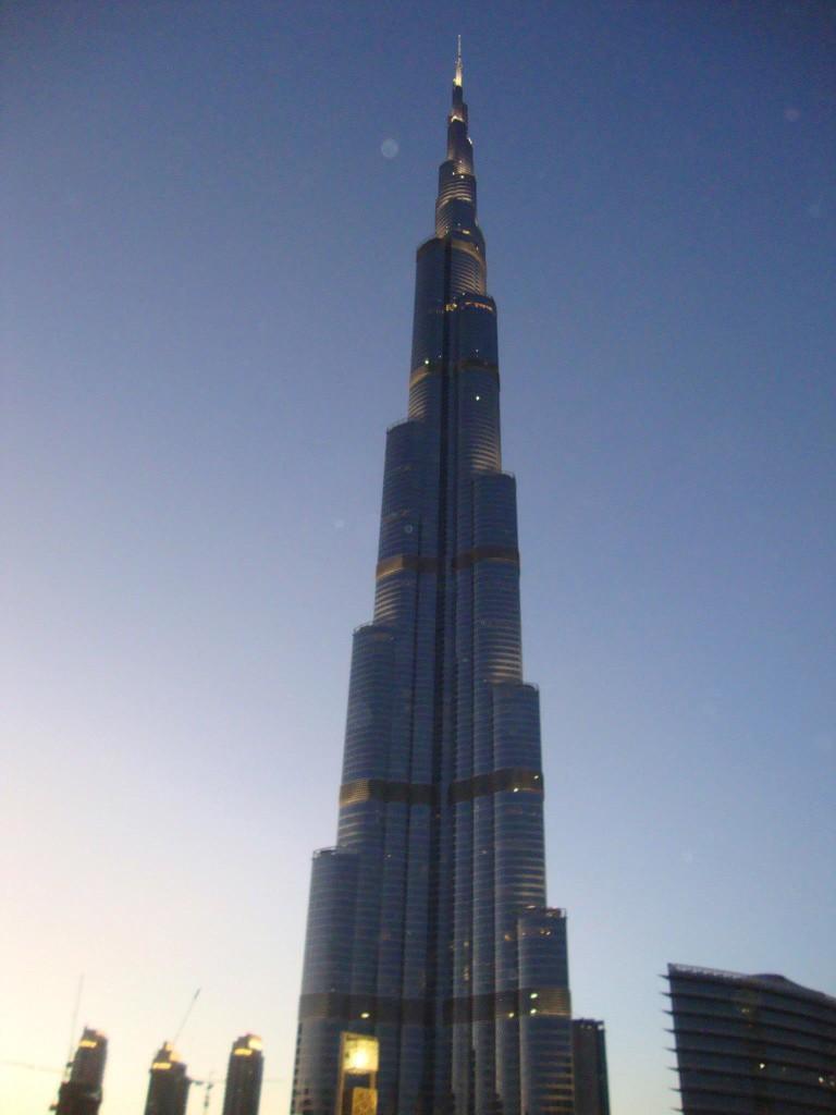 World's tallest building! Dubai travel guide.