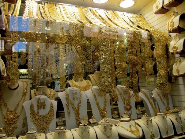 Just one of many shops. Dubai travel guide