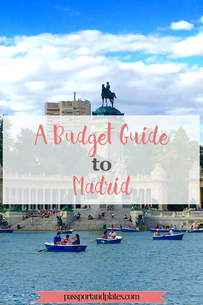 Although many people skip Madrid while traveling through Spain, this guide to budget travel in Madrid gives you plenty of reasons to visit the city! Read more on Passport and Plates!