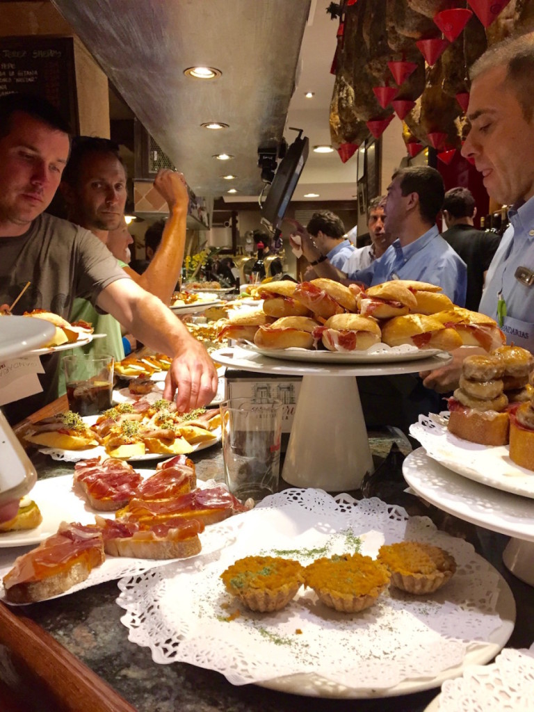 The Art of Ordering Pintxos in San Sebastian