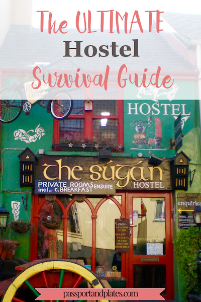 Whether you want to make friends while traveling or just want to save money, read this hostel survival guide to help with choosing a good hostel, perfect for your needs! | http://passportandplates.com