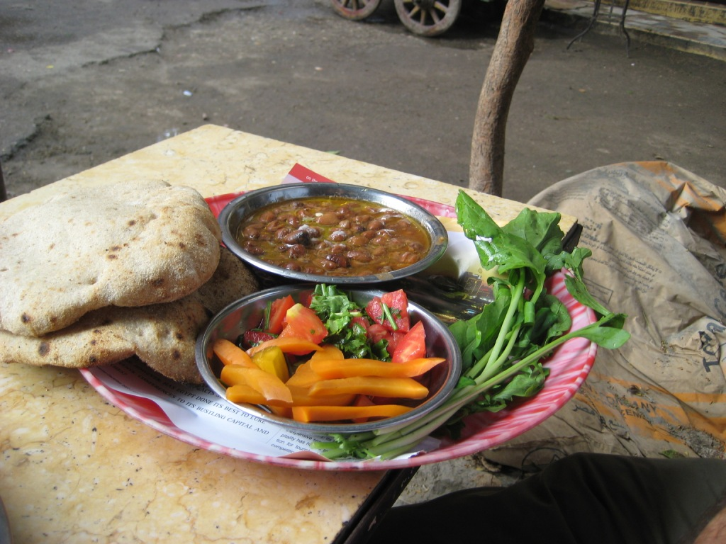 Popular Egyptian Street Food
