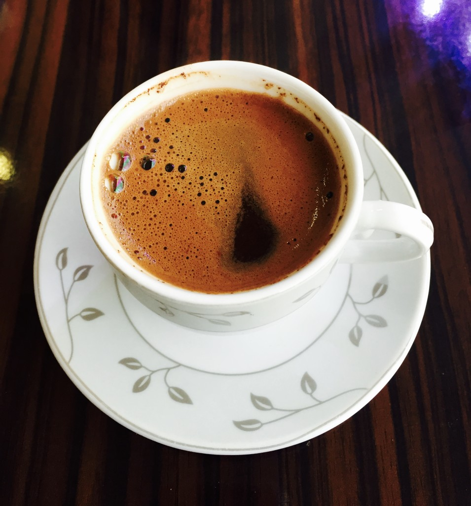Turkish Coffee & The Turkish Food Guide for Foodies - Passport and Plates