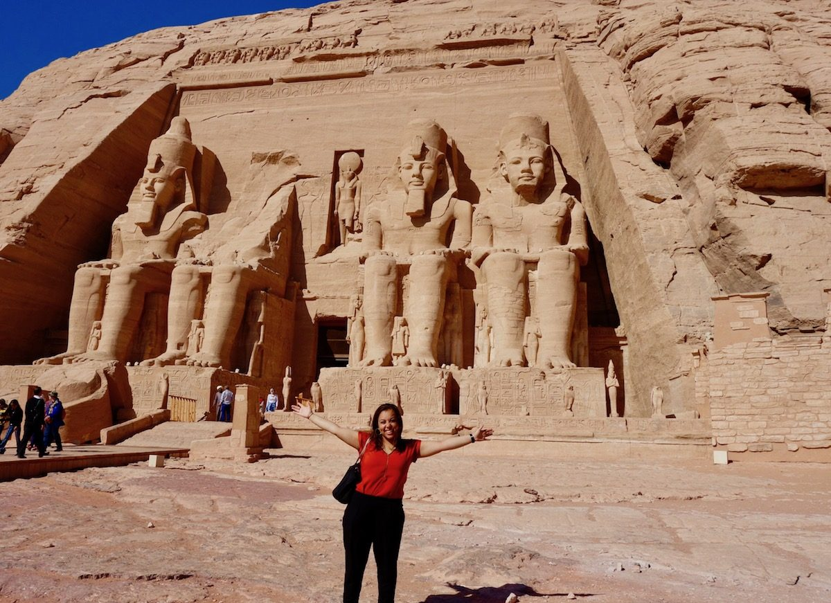 Pharaohs and Feluccas: Exploring Egypt with Intrepid Travel - Passport & Plates