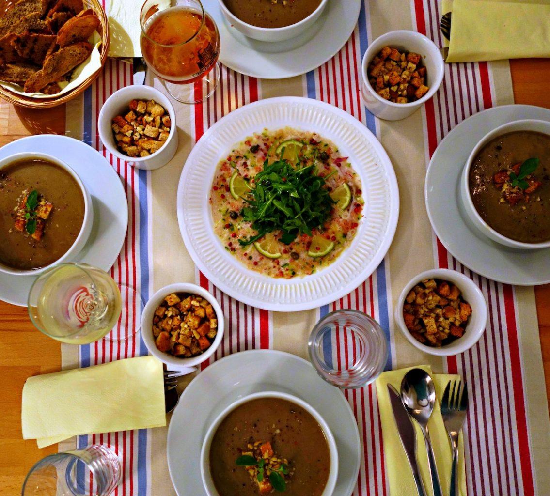 The Halal Ish Romanian Food Guide Best Restaurants In Bucharest