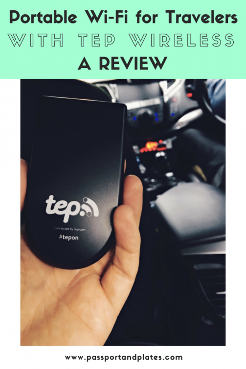 WiFi in Your Pocket, Always: An Honest TEP Wireless Review